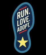 Run . Love . Adopt