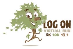 """""""Log On"""" Virtual Run"""