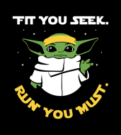 Fit You Seek. Run You Must. 5K/10K Virtual Challenge.