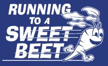 Running to a Sweet Beet | Walk in the Park Fundraiser