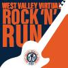 West Valley Virtual Rock 'N' Run 5K/10k