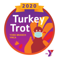 York YMCA Virtual 5K Turkey Trot
