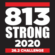 813 Strong 2020 - 26.2 Challenge