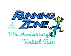 Running Zone's 17th Anniversary Virtual 5K Run/Walk