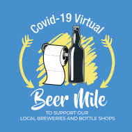 Covid -19 Virtual Beer Mile