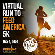 Virtual Run to Feed America 5k
