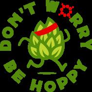 Don't Worry.  Be HOPPY. Virtual Race Series