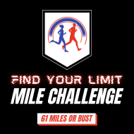 Find Your Limit Virtual Mile Challenge