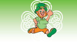 St. Paddy's day Make-Up Virtual Run  - 2020