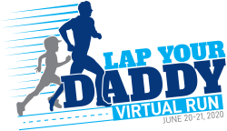 Lap Your Daddy Virtual Run