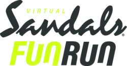 Sandals and Beaches Virtual Fun Runs