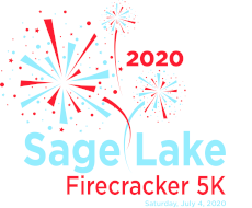 2020 Sage Lake Firecracker Virtual 5K
