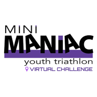Mini Maniac Youth Triathlon Virtual Challenge