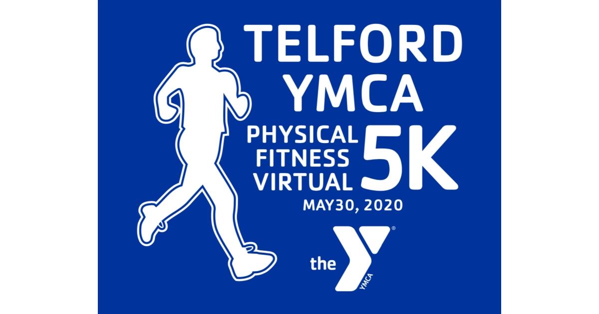 Telford Ymca Physical Fitness Virtual 5k