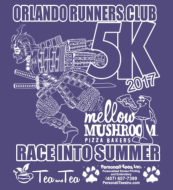 ORC Race Into Summer 5K