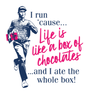 Life's Like A Box of Chocolates! Virtual Run