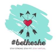 #betheshe Virtually