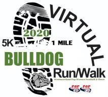 Bulldog Virtual 5K & 1 Mile Run/Walk