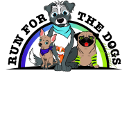 Run for the Dogs and Friends Virtual Run Logo