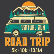 Road Trip Virtual Run-Walk