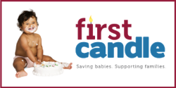 First Candle VIRTUAL Mother's Day-Father's Day Walk/Run Challenge