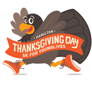 Hamilton Thanksgiving Day 5k for YoungLives