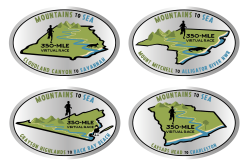 Mountains to Sea & Atlantic to Appalachian Virtual Run!