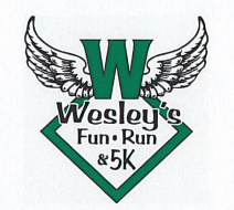 Wesley 5K and 1 Mile Hybrid: In-person and Virtual Fun Run/Walk