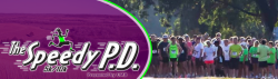 9th Annual Speedy PD 5K/10K & 1/2 Mile Family Fun Run