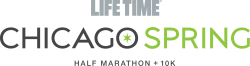 Virtual - Life Time Chicago Spring Half Marathon & 10K