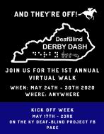 KY DeafBlind Derby Dash