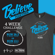 Believe Together: Summer Run The Distance Challenge