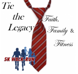 "4th Annual ""Tie the Legacy, with Faith, Family & Fitness"" 5K"
