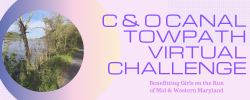 C&O Canal Towpath Virtual Summer Challenge