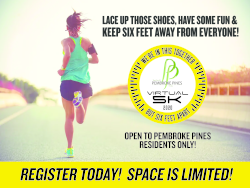 The City of Pembroke Pines Virtual 5K