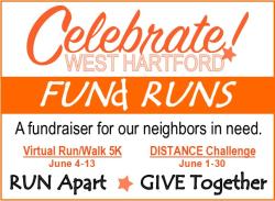 Celebrate! West Hartford FUNd RUNS