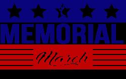 Memorial March North Texas