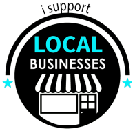 I LOVE Running - Support Local Businesses - FREE