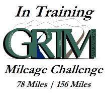 GRTM Kick Start Your Training Mileage Challenge