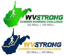 WVStrong Summer Running Challenge