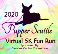 2020 Pupper Scuttle Virtual 5K Run / Walk