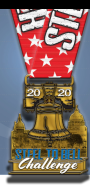 Steel to Bell Challenge  (Pittsburgh to Philadelphia)