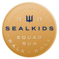 SEALKIDS Squad Run, Walk & Roll