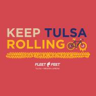 Keep Tulsa Rolling Challenge