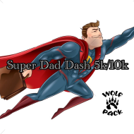 Super Dad Dash 5k/10k/Half Marathon