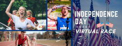 Independence Day Virtual Race