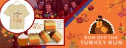Run Off the Turkey Trot Thanksgiving Virtual Race