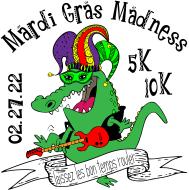 12th Annual Mardi Gras Madness 5K/10K