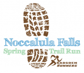 Noccalula Falls Spring Trail Run 5 Miles
