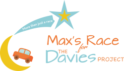 Run for Max - Virtual Max's Race for The Davies Project